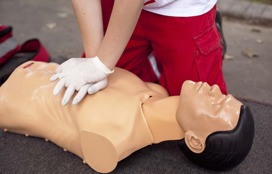 CPR/AED/BLS